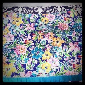 Gorgeous Cato Spring Floral Skirt 24